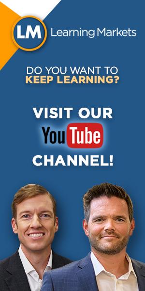Learning Markets YouTube Channel